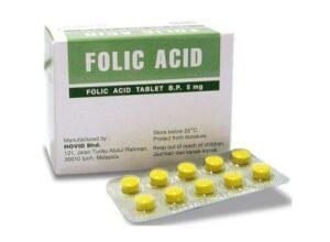 تاثیر قرص اسید فولیک بر اسپرم مردان
