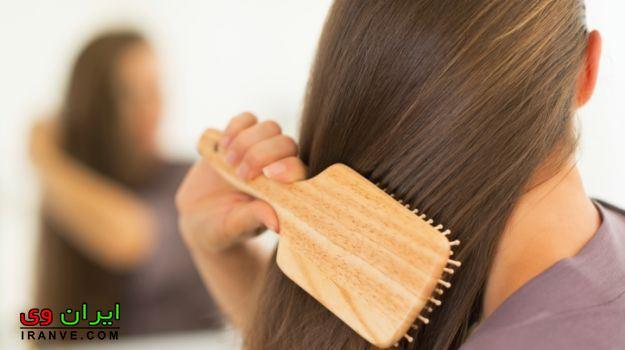 موهای خورد را با پیاز تقویت و پر پشت کنید