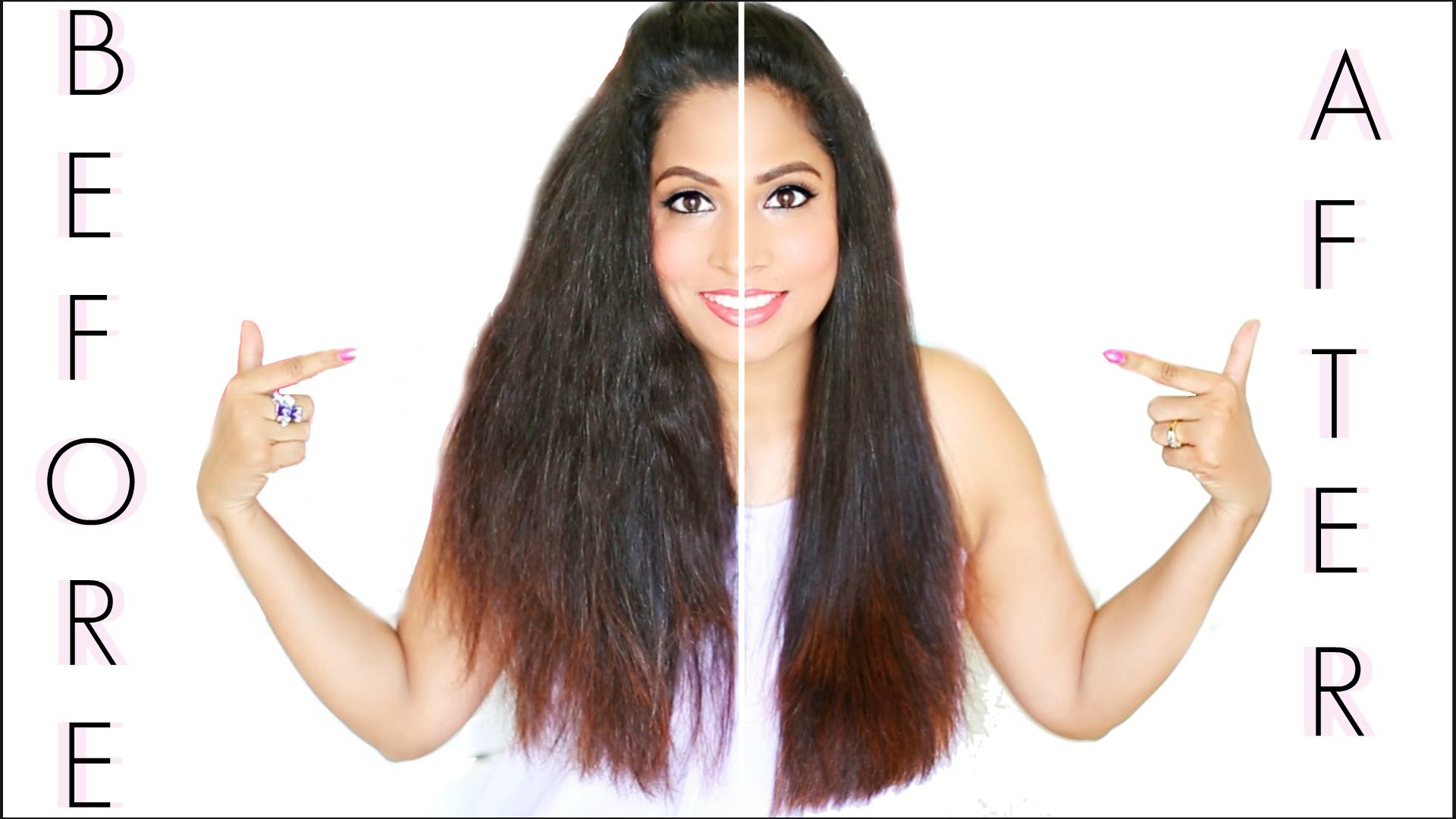 روش صاف کردن مو با نوشابه