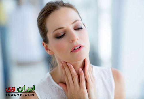 روش درمان گلودرد و انواع روش های درمانی