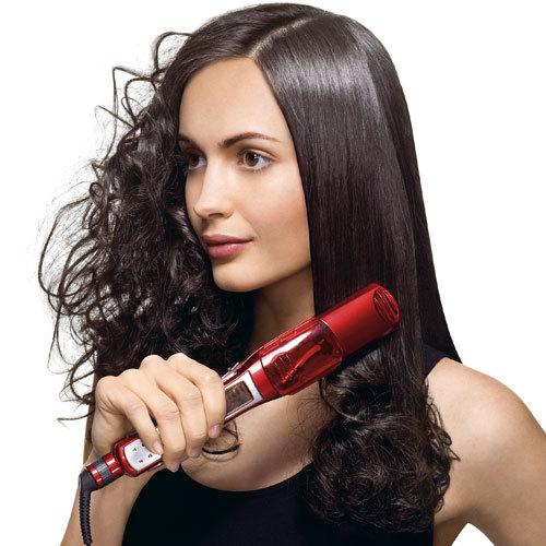 روش صاف کردن موهای وز