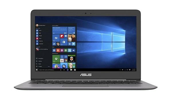 بهترین لپ تاپ های نویسندگی : ایسوس زن بوک یو ایکس 310 یو ای (Asus Zenbook UX310UA)