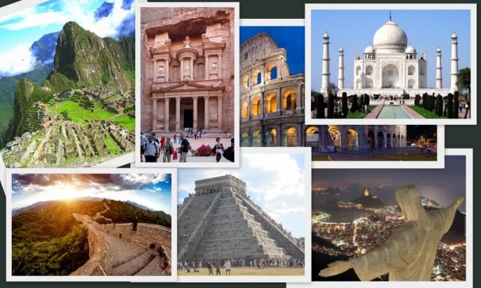 پانزده جاذبه تاریخی جهان