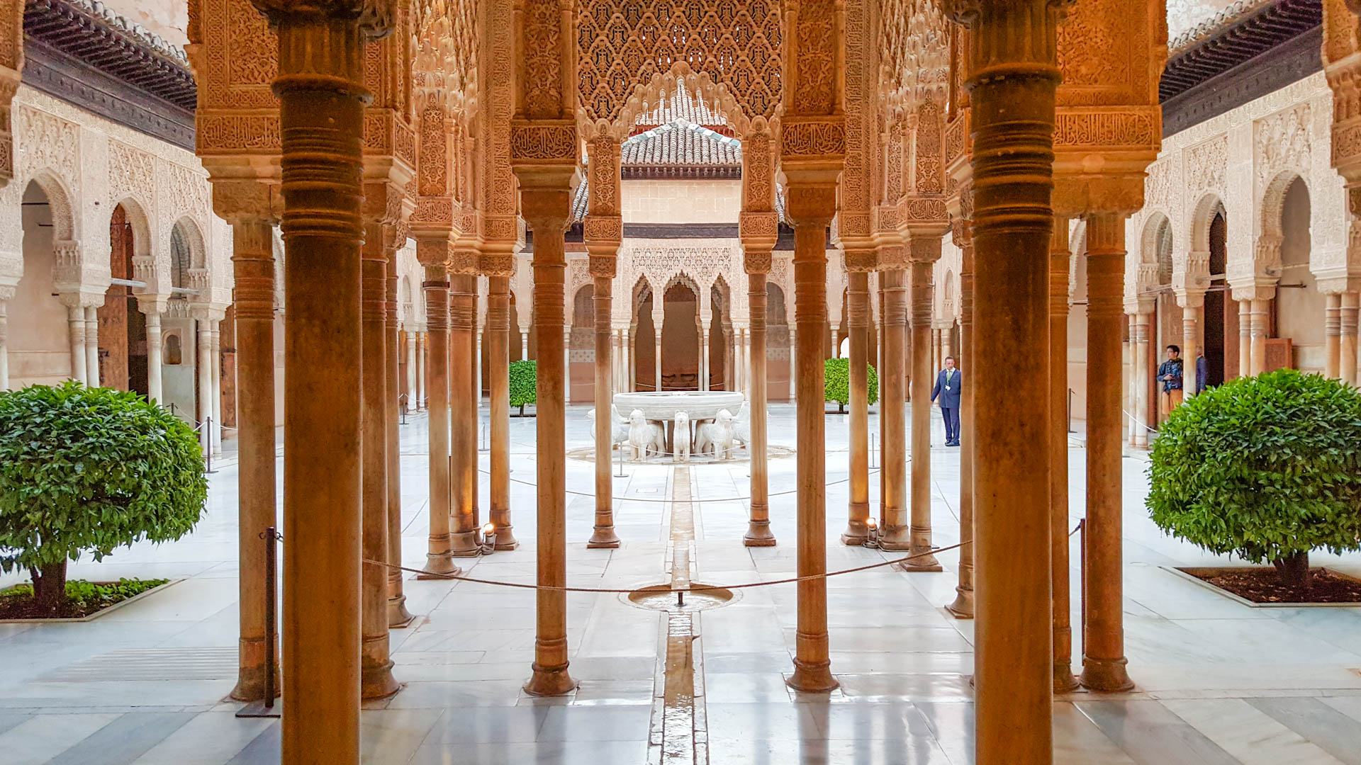 الحمرا The Alhambra