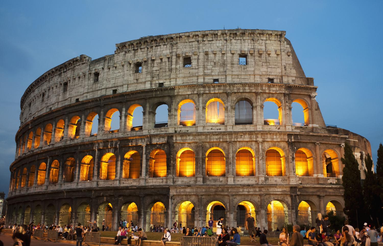 کلسیوم The Colosseum