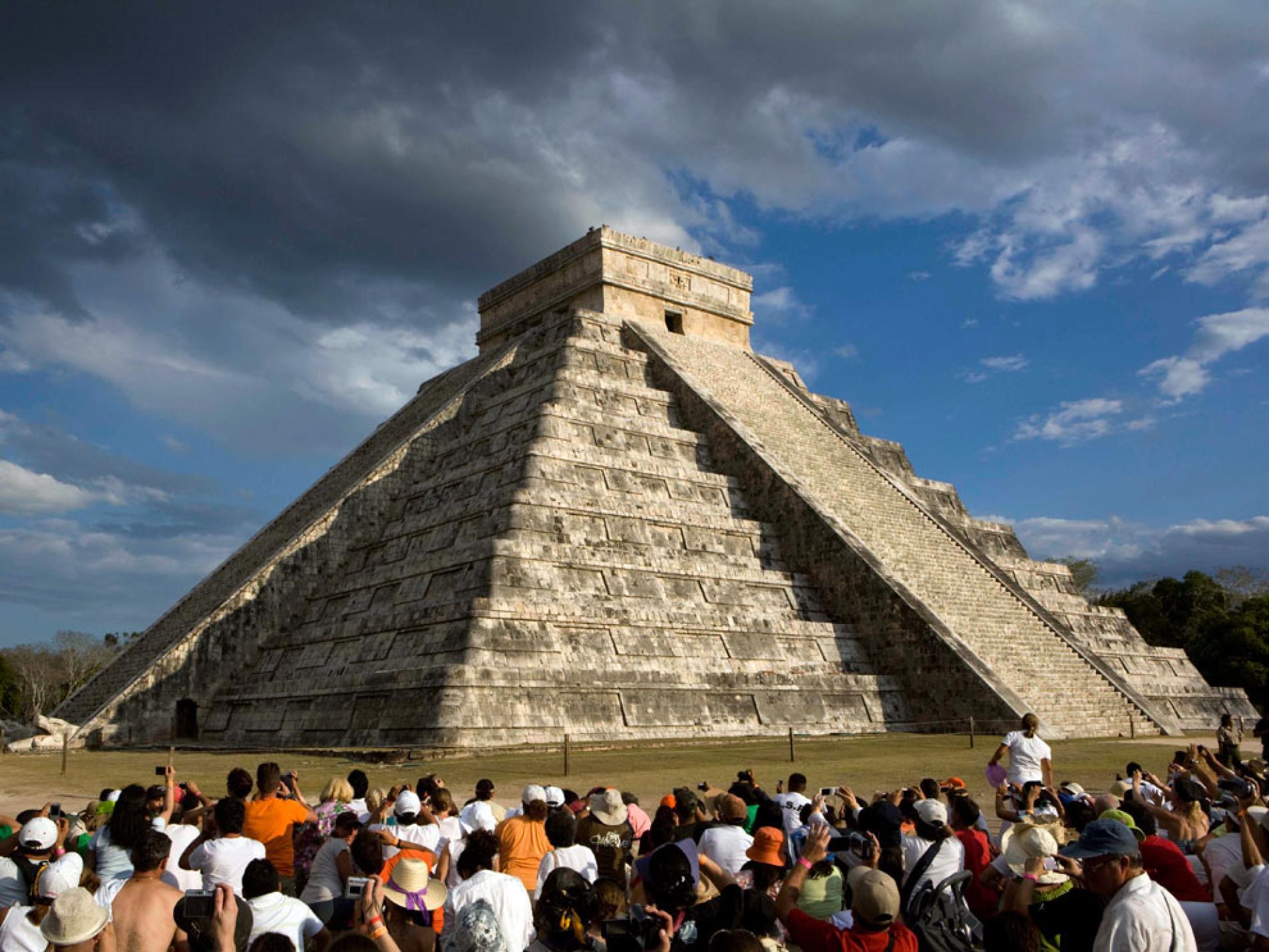 چیچن ایتزا Chichén Itzá