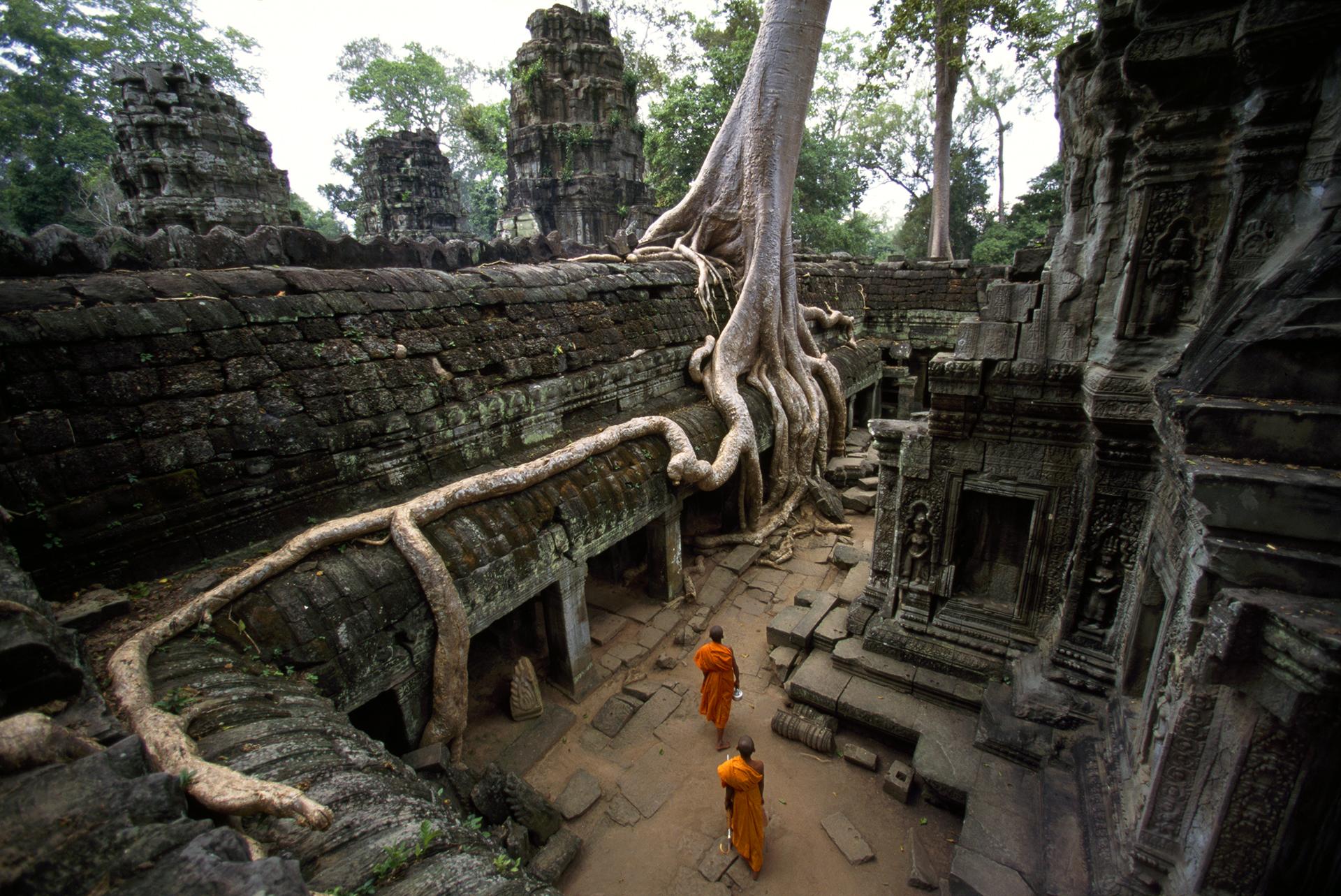 انگکور وات Angkor Wat