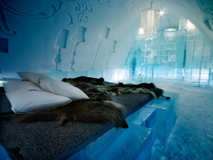 هتل برفی کرکنس نروژ