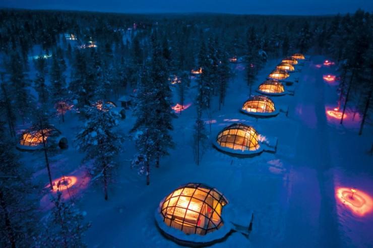 لپلند فنلاند
