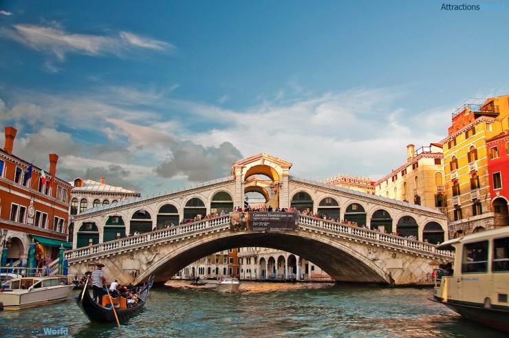 پل های تاریخی ونیز