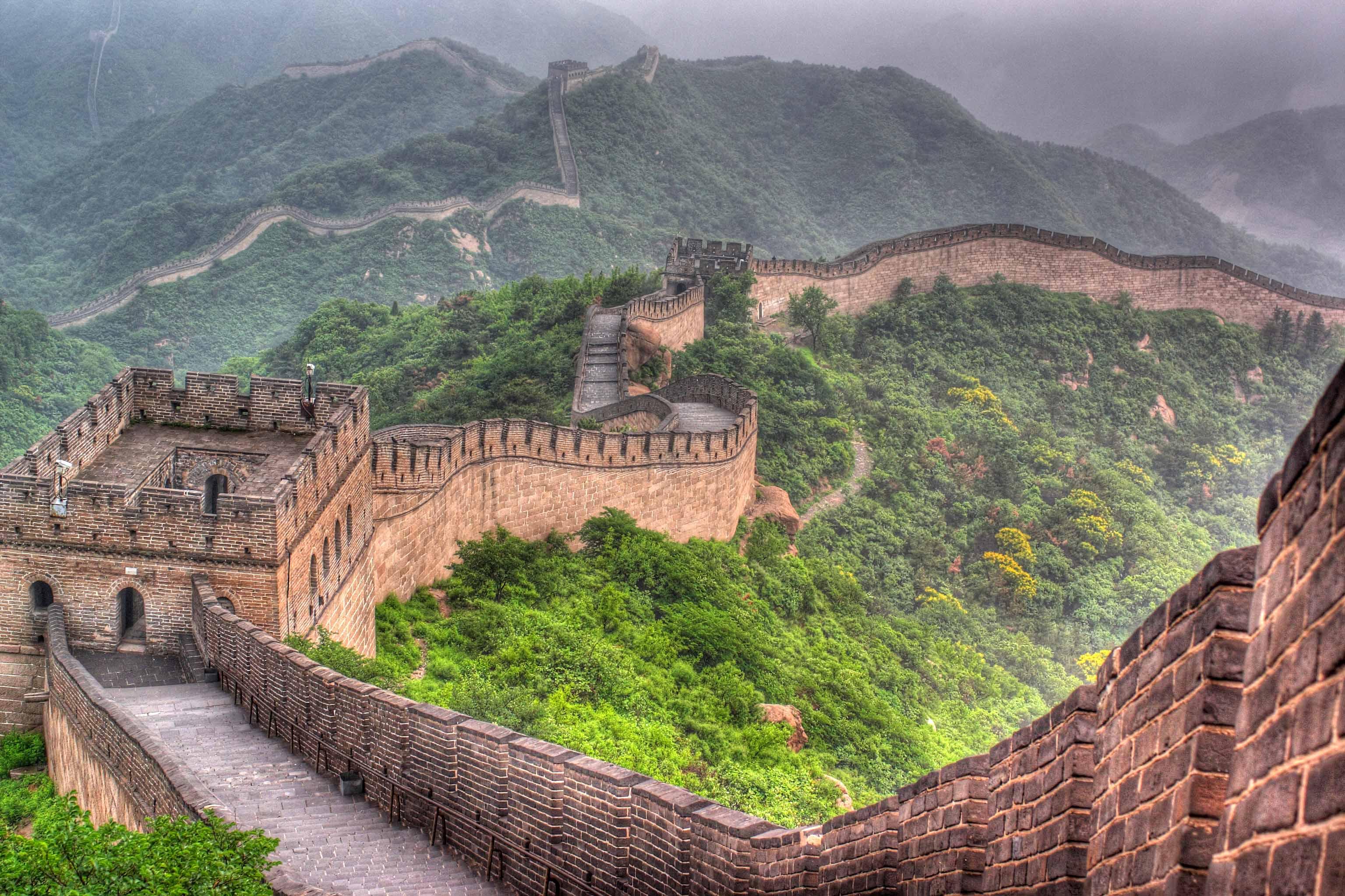 دیوار بزرگ چین The Great Wall of China