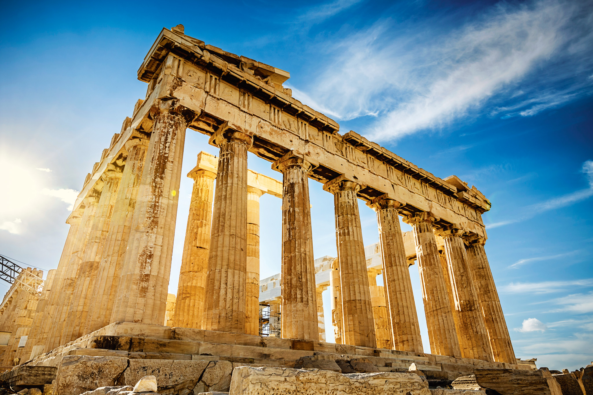 پارتنون The Parthenon