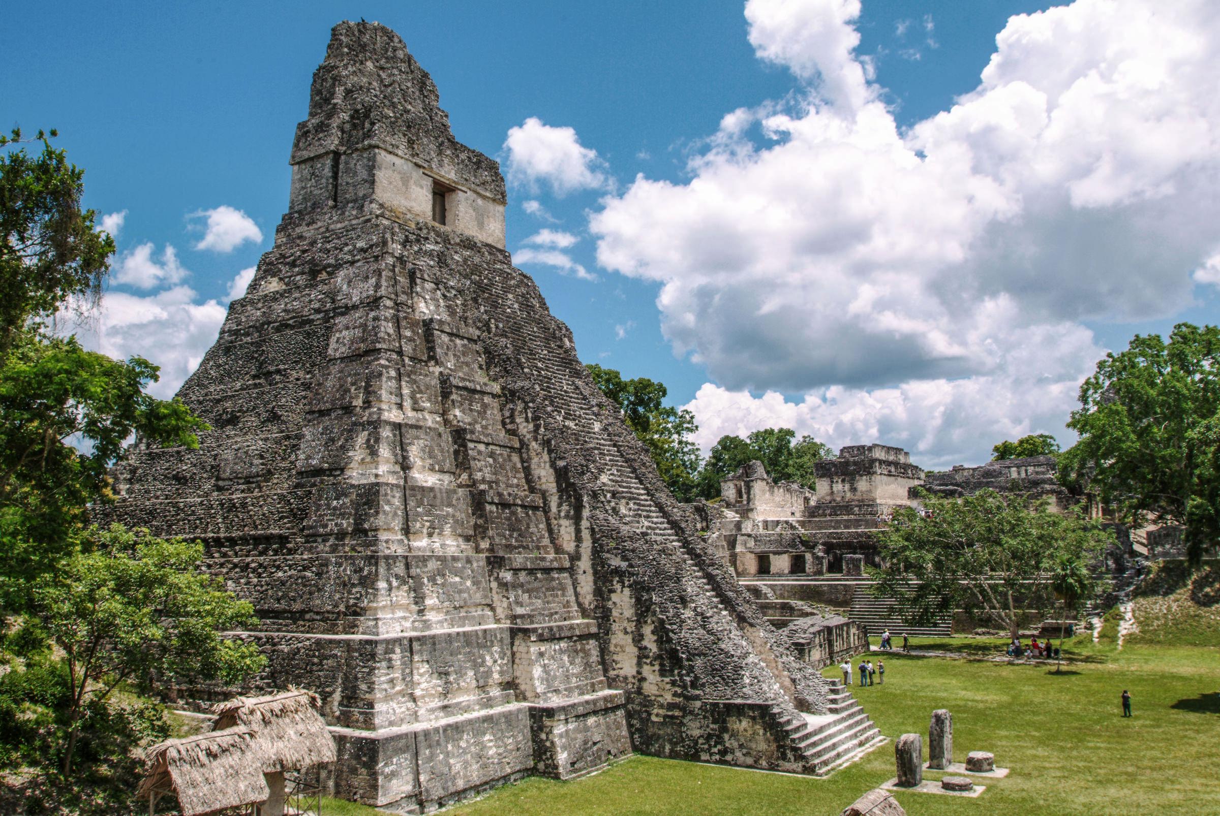 تیکال Tikal