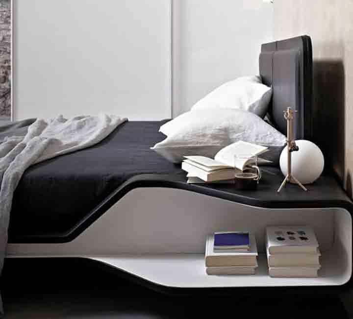 استراحت - تزیین اتاق خواب با وسایل ساده