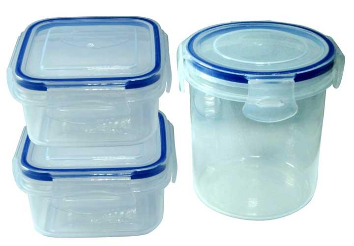 از ظروفی استفاده کنید که هوا داخل آنها نفوذ نمیکند - از بین بردن بوی بد یخچال