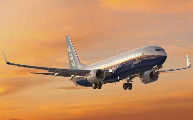 خرید هواپیمای بوئینگ