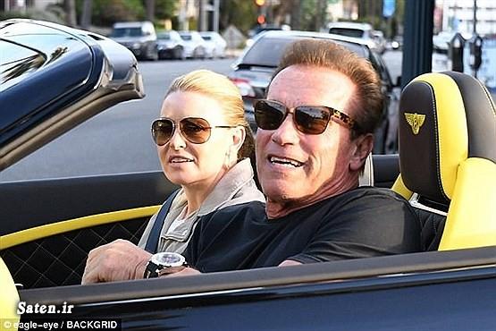 همسر بازیگران همسر آرنولد بیوگرافی آرنولد بازیگر سرشناس آمریکایی ازدواج در خارج از کشور ازدواج در آمریکا