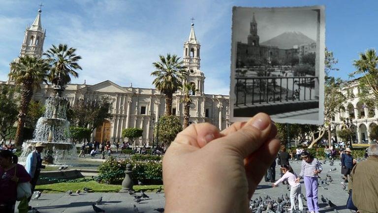 4 مکان مورد علاقه جهانگرد معروف (+عکس)