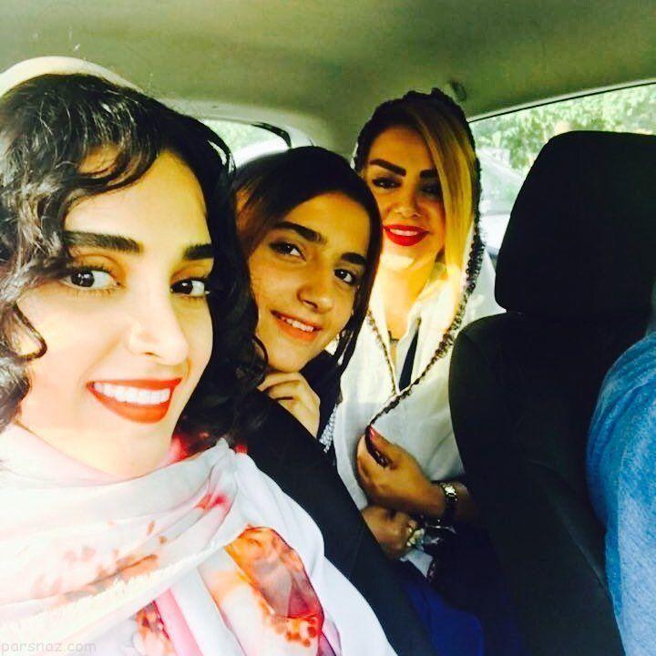 عکس های خانوادگی بازیگران و چهره های مشهور ایرانی