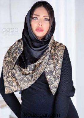 مدل روسری، مدل روسری و شال