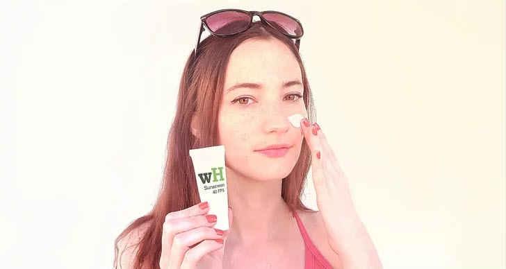 افزایش زیبایی پوست صورت با استفاده از کرم های محافظ پوست
