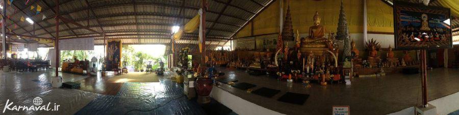 نمایشگاه مجسمه بودای بزرگ پوکت