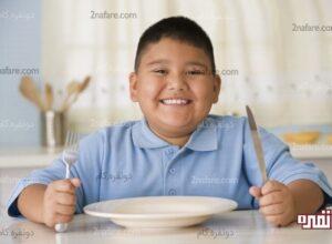 علت چاقی کودکان چیست و چگونه چاقی کودکمان را درمان کنیم؟