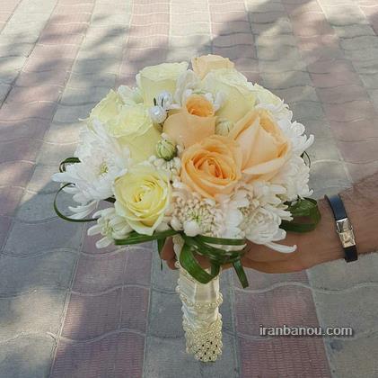 خرید دسته گل مصنوعی عروس