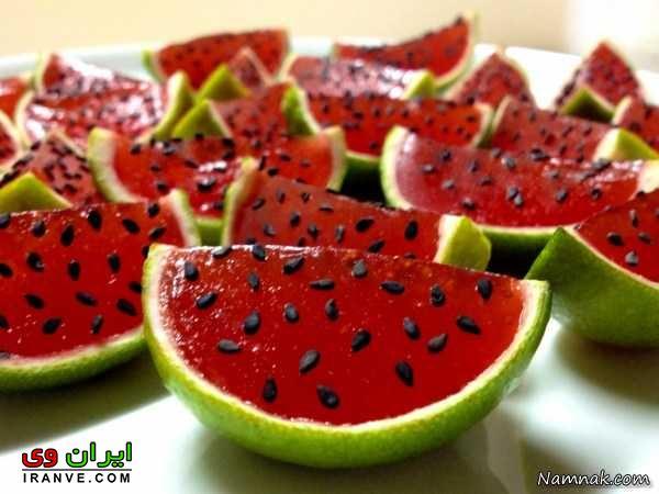 تزیین هندوانه شب یلدا (36)