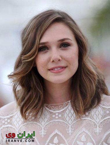 بهترین مدل موی زنانه برای افراد با صورت گرد