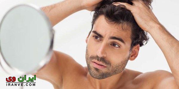 روش های جلوگیری از ریزش مو مردان