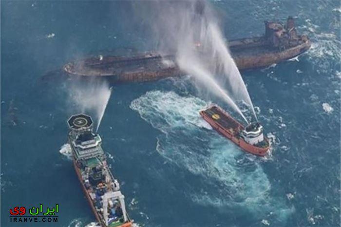 کشتی نفتکش سانچی , خبر نجات خدمه