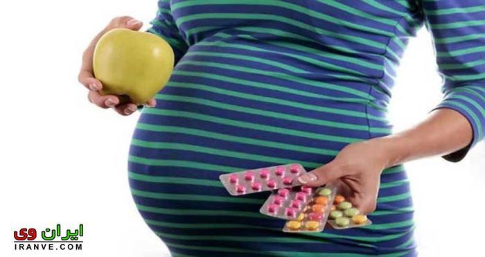 خوردن قرص اسید فولیک قبل بارداری برای مردان و زنان