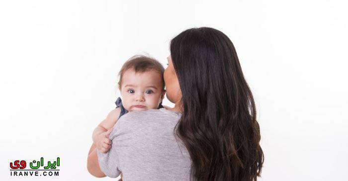 درمان تب کودکان در منزل