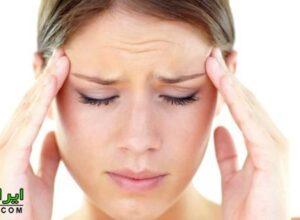 درمان سردرد شدید در دوران بارداری