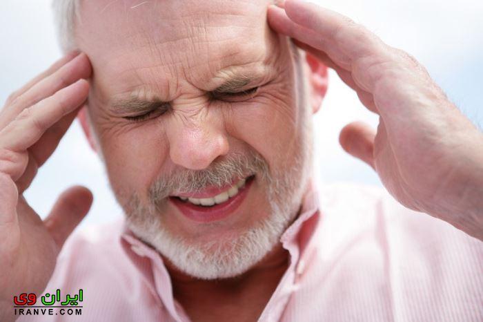 درمان سردرد شدید خانگی