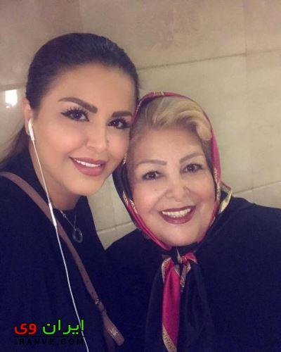 بیوگرافی سحر خواننده و همسرش سعید امامی 6