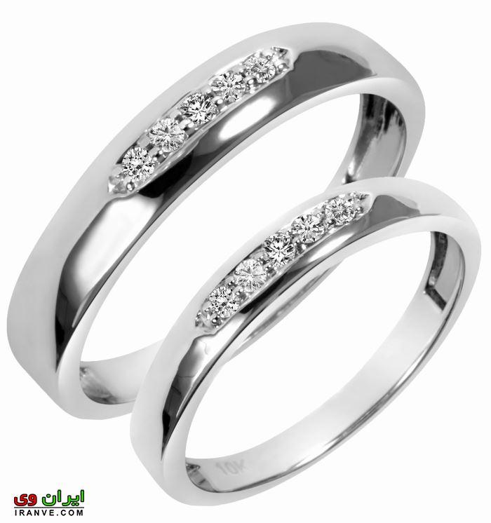 حلقه ازدواج ست ساده