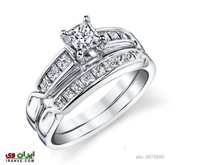 زیباترین و شیکترین مدل حلقه های ازدواج گرانقیمت