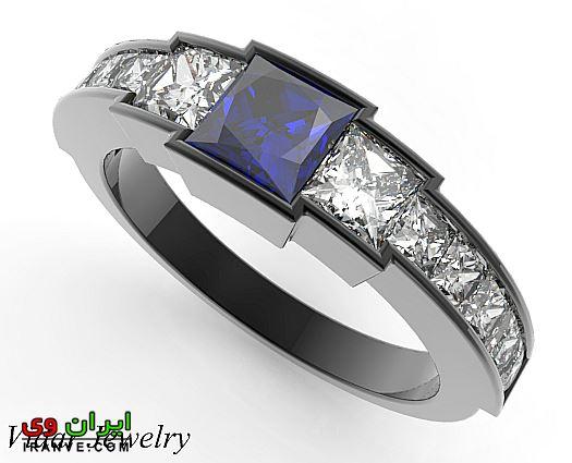 زیباترین مدل حلقه های ازدواج بسیار شیک و لاکچری