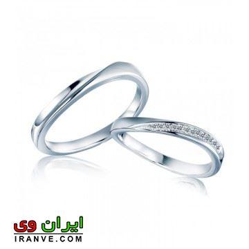مدل حلقه ازدواج ظریف با قیمت مناسب