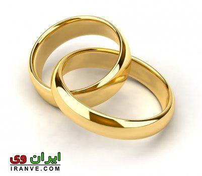عکس ها و تصاویر مدل حلقه ازدواج جدید مد روز