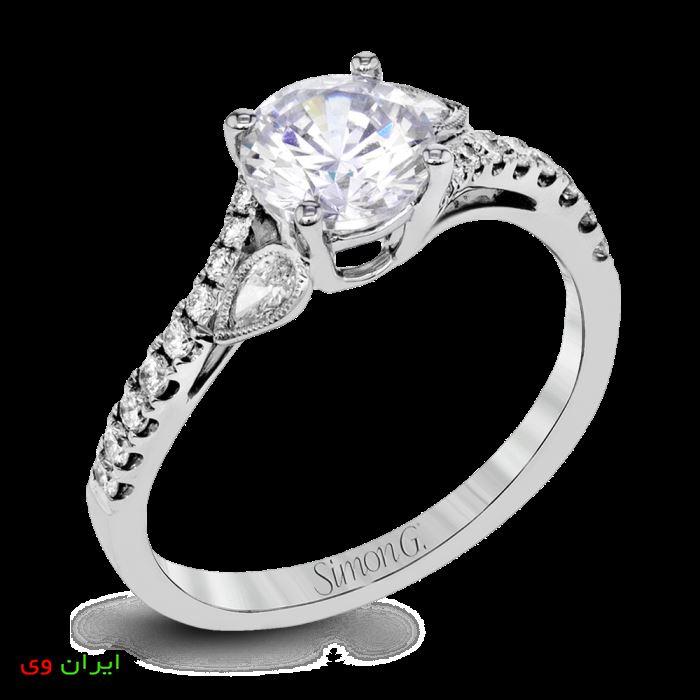 زیباترین حلقه نامزدی برای عروس و داماد