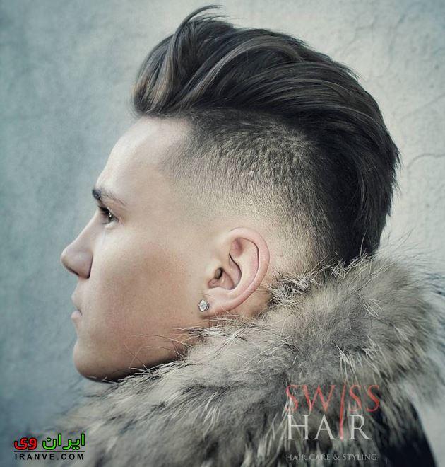 مدل مو پسرانه ۲۰۱۸