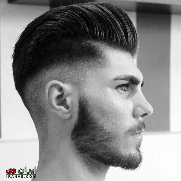 مدل مو پسرانه بچه گانه