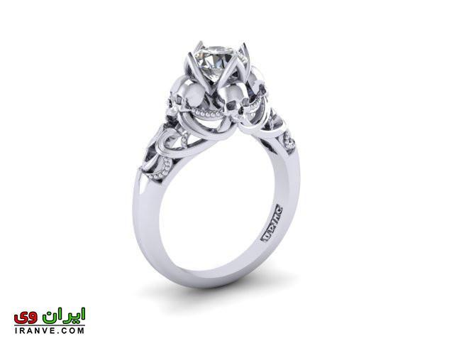 زیباترین مدل حلقه های نامزدی و ازدواج از معروف ترین برند های جهانی بسیار لاکچری
