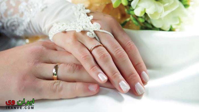 عکس عاشقانه حلقه در دست پروفایل