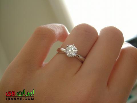 حلقه زنانه برای ازدواج