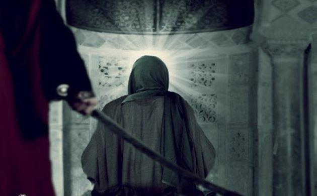 عکس پروفایل شب 21 ماه رمضان مصادف باشهادت امام علی ابن ملجم