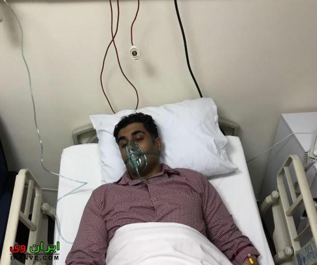آخرین اخبار از علت سکته شهاب مظفری